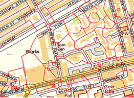 Ordnance Survey Code-Point with Polygons