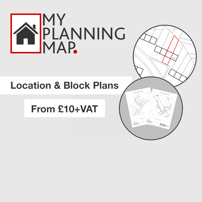Planning Application Map?